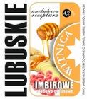 Etykieta piwna Lubuskie Imbirowe (wersja z zawartością alkoholu) (1)