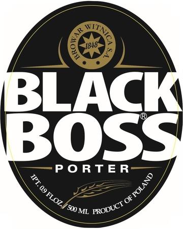 Etykieta piwna Black Boss (USA) (1)