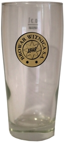 Komplet 12 szklanek 0,3L z logo firmowym