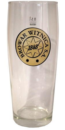 Komplet 12 szklanek 0,5L z logo firmowym (1)
